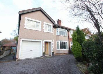 Thumbnail 6 bed semi-detached house for sale in Bryanston Road, Prenton, Wirral