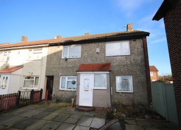 Thumbnail 3 bedroom semi-detached house to rent in Kenyon Terrace, Little Hulton, Manchester