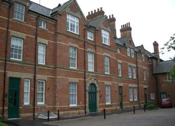 Thumbnail 3 bedroom flat to rent in Brook House Mews, High Street, Repton, Derby