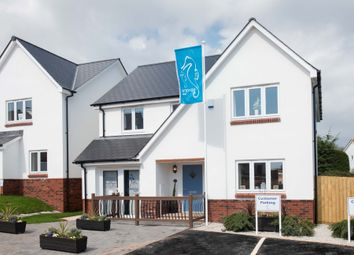 Thumbnail 4 bedroom detached house for sale in Baymount, Southdowns Road, Dawlish, Devon