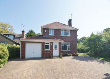 Thumbnail 5 bed detached house for sale in Lower Lane, Freckleton