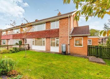 Thumbnail 3 bed end terrace house for sale in Oak Grove, Northallerton, North Yorkshire, United Kingdom
