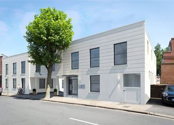 Thumbnail 2 bed flat to rent in Chartwell Lodge, 3 Dollis Mews, London