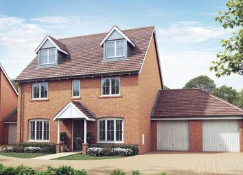 "Thumbnail 5 bed detached house for sale in ""The Wilton - Plot 1"" at Naishes Lane, Crookham Park, Church Crookham"
