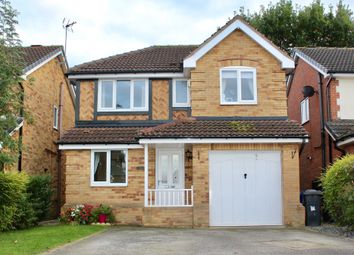 Thumbnail 4 bedroom detached house for sale in Kempton Drive, Dunsville, Doncaster