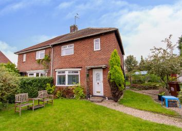 Thumbnail 3 bed semi-detached house for sale in Abbott Crescent, Farnsfield, Newark, Nottinghamshire
