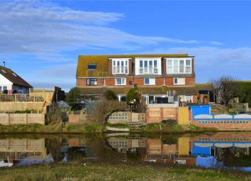 Thumbnail 3 bed terraced house for sale in Brighton Road, Lancing, West Sussex