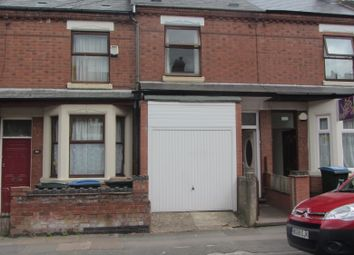 Thumbnail 1 bedroom terraced house to rent in St Georges Road, Coventry