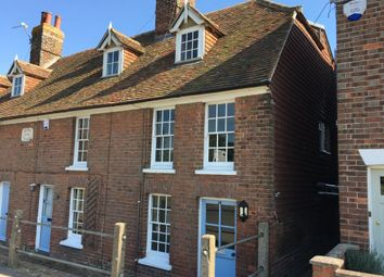 Thumbnail 2 bed property to rent in Regent Street, Rolvenden, Kent