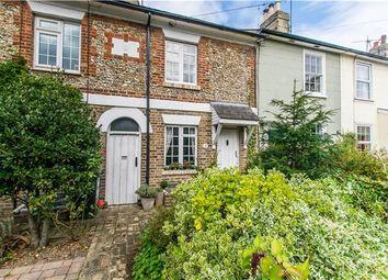 Thumbnail 3 bed terraced house for sale in Radwinter Road, Saffron Walden