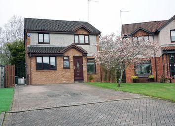 Thumbnail 4 bed detached house for sale in Mcewan Gardens, Kittochglen, East Kilbride