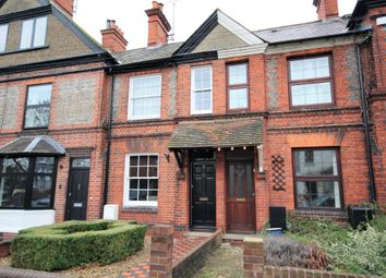 Thumbnail 2 bed terraced house to rent in Station Terrace, Twyford, Reading