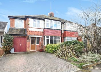 Thumbnail 4 bed semi-detached house for sale in Erleigh Court Gardens, Earley, Reading, Berkshire