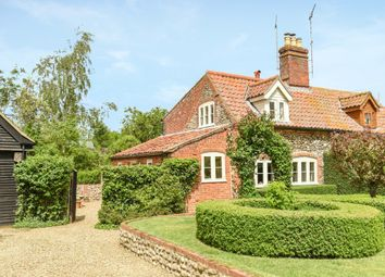 Thumbnail 2 bed cottage for sale in The Common, Itteringham, Norwich