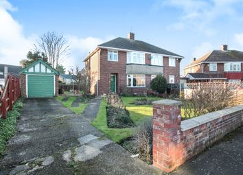 Thumbnail 3 bedroom semi-detached house for sale in Fallowfield, Luton