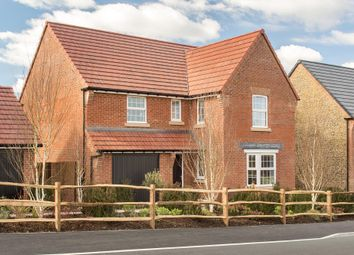 "Thumbnail 4 bed detached house for sale in ""Drummond"" at Braishfield Road, Braishfield, Romsey"