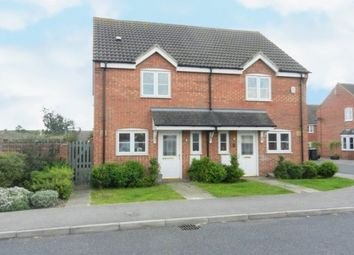Thumbnail 2 bed semi-detached house to rent in Scott Avenue, Rothwell, Kettering