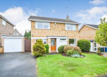 Thumbnail 4 bed detached house for sale in Holmsfield, Keyworth, Nottingham