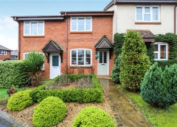 Thumbnail 2 bedroom terraced house for sale in Clover Way, Romsey, Hampshire