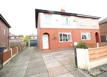 Thumbnail 3 bedroom semi-detached house for sale in Beechwood Crescent, Astley, Tyldesley, Manchester