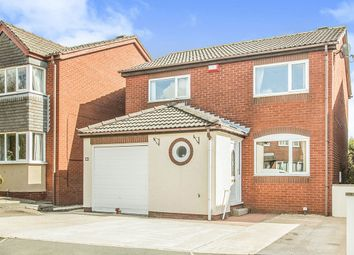Thumbnail 4 bed detached house for sale in Bishop Way, Tingley, Wakefield
