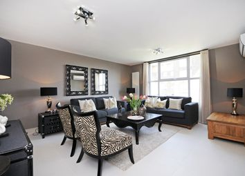 Thumbnail 3 bedroom flat to rent in Boydell Court, St. Johns Wood