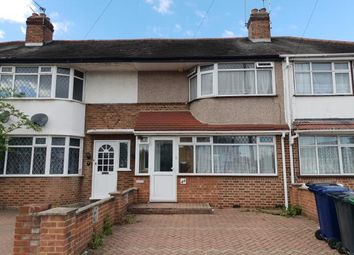 Thumbnail 3 bed terraced house for sale in Stanley Avenue, Greenford, Middlesex, Greater London