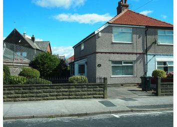 Thumbnail 3 bed semi-detached house for sale in Hampton Road, Heysham, Morecambe