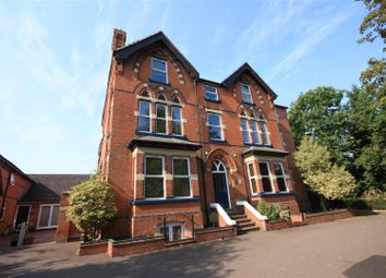 Thumbnail 1 bed flat for sale in Barkby Lane, Syston, Leicester