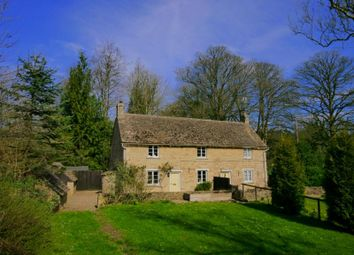 Thumbnail 2 bed cottage to rent in Barnsley, Cirencester