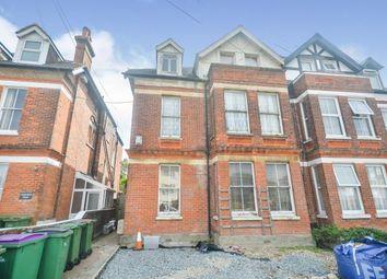 Thumbnail 2 bed flat for sale in Cheriton Road, Folkestone, Kent