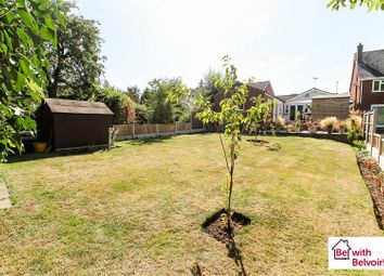 Thumbnail 3 bed detached bungalow for sale in School Lane, Shareshill, Wolverhampton
