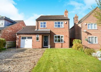 Thumbnail 3 bed detached house for sale in Rectory Close, Potterhanworth, Lincoln, Lincolnshire
