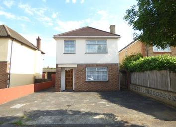 Thumbnail 3 bed detached house for sale in Woburn Avenue, Hornchurch