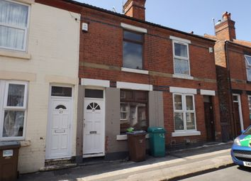 Thumbnail 2 bedroom terraced house for sale in Windermere Road, Nottingham