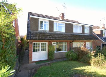 Thumbnail 3 bedroom semi-detached house to rent in Faulkner Place, Bagshot