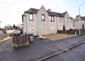 Thumbnail 3 bedroom flat for sale in Russell Street, Bellshill