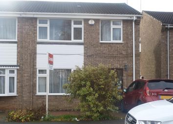 Thumbnail 3 bed property to rent in Bradshaw Avenue, Glen Parva, Leicester