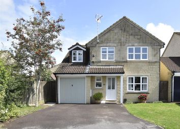 Thumbnail 4 bed detached house for sale in Alder Way, Bath, Somerset