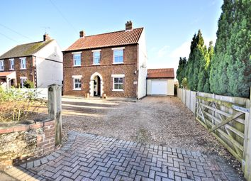Thumbnail 5 bedroom detached house for sale in Church Crofts, Manor Road, Dersingham, King's Lynn