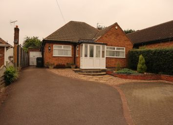 Thumbnail 2 bed detached bungalow for sale in Beacon Avenue, Thurmaston