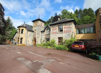 Thumbnail Hotel/guest house for sale in Loch Ness Lodge Hotel And Nessieland, Drumnadrochit, Inverness