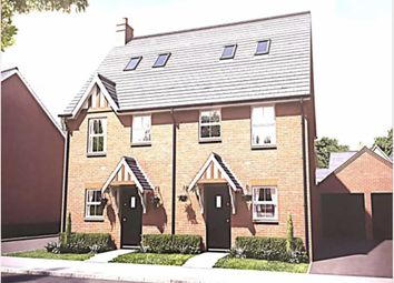 Thumbnail 3 bed semi-detached house to rent in Home Farm Drive, Boughton, Northampton