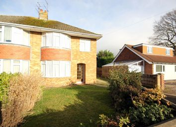 Thumbnail 3 bed semi-detached house for sale in Church Lane, Sprowston, Norwich