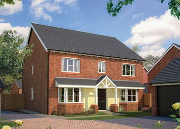 "Thumbnail 5 bed detached house for sale in ""The Winchester"" at The Poppies, Meadow Lane, Moulton, Northwich"