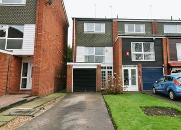 Thumbnail 3 bedroom town house for sale in Vendale Avenue, Swinton, Manchester