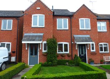 Thumbnail 3 bed semi-detached house for sale in Rowan Court, Rocester