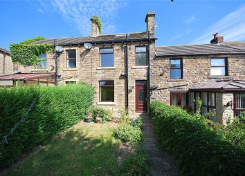 Thumbnail 2 bed terraced house for sale in Moorfield View, Roberttown, West Yorkshire