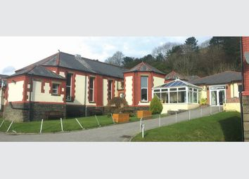 Thumbnail 10 bed property for sale in Rhondda Nursing Home, Tyntyla Avenue, Mid Glamorgan