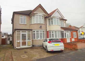 Thumbnail 5 bed semi-detached house to rent in Oakfield Avenue, Kenton